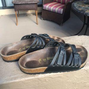 Birkenstock Shoes - Birkenstock Granada Soft Footbed